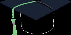 coiffe d'étudiant, graduate