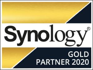 Synology Gold Partner 2020