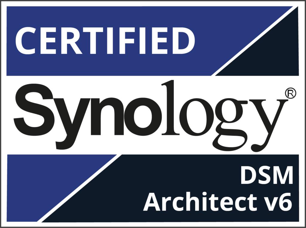 Certified Synology DSM Architect v6
